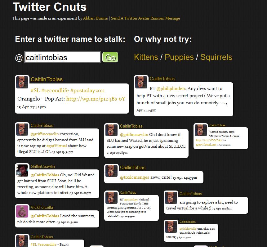Twitter Cnuts