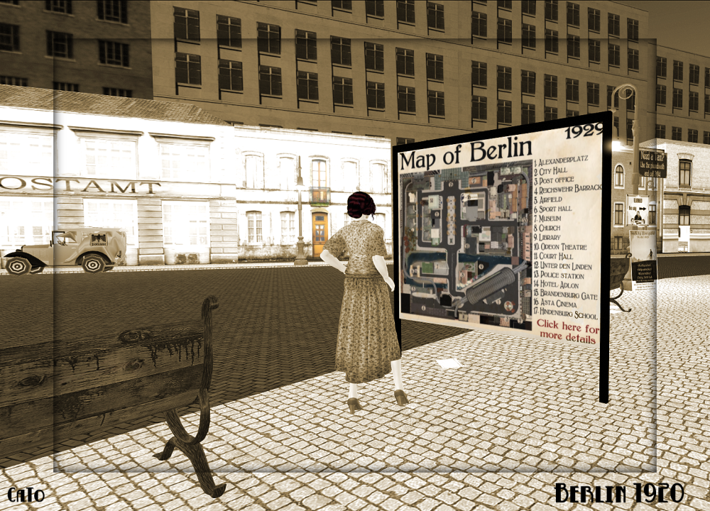 The 1920s Berlin Project (2/5)