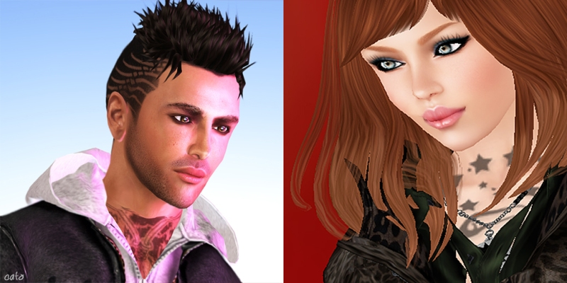 DJ Geemix and DJ Venus, my two favourites in Ambrosia!