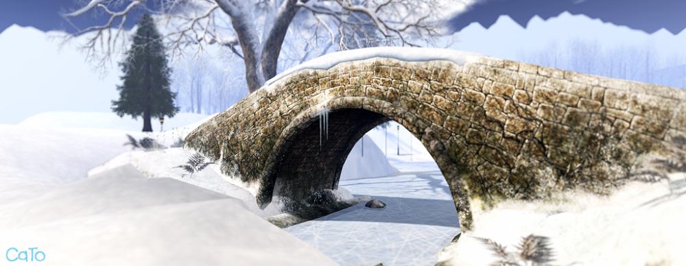 Izzies Winter - I