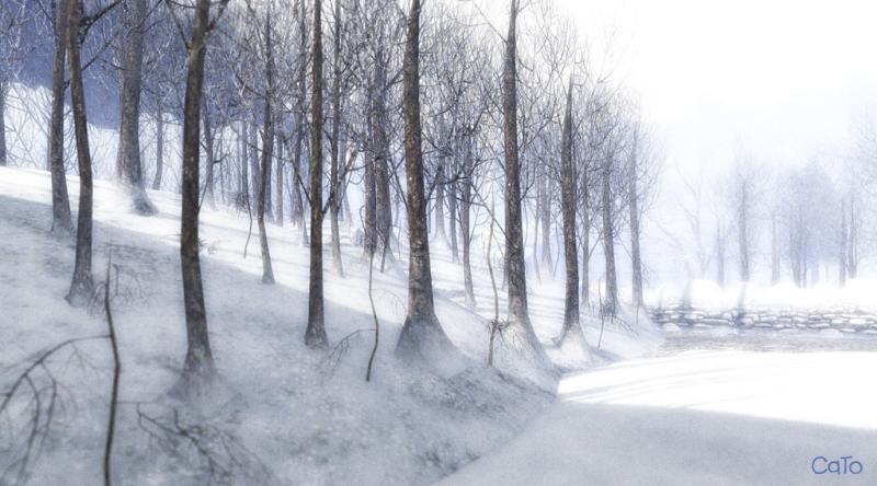 Izzies Winter - II