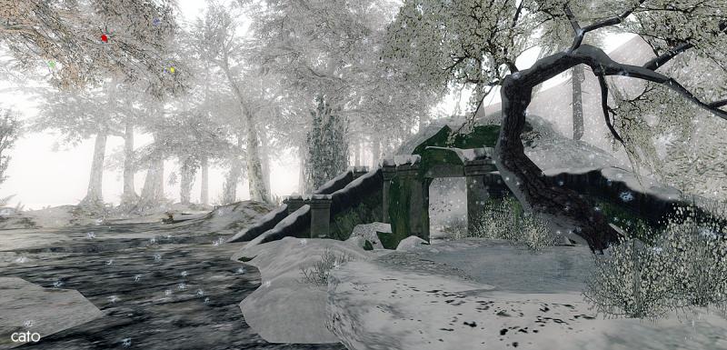 Fruit Islands - Winterland - II