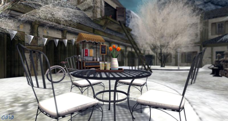 sam city winter - III