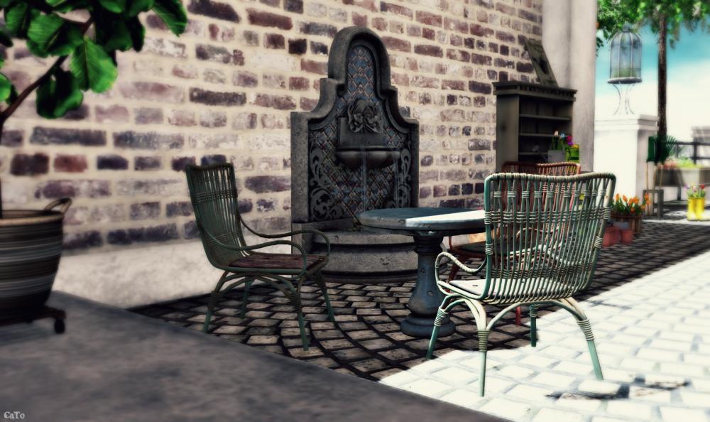 patio - I