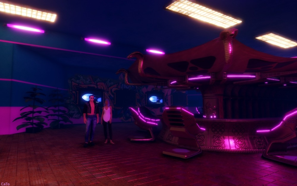 2077 in Sansar - A blogpost - V